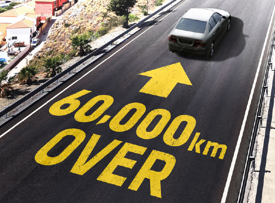 走行距離が60,000kmを超えたらエンジンオイルを再検討
