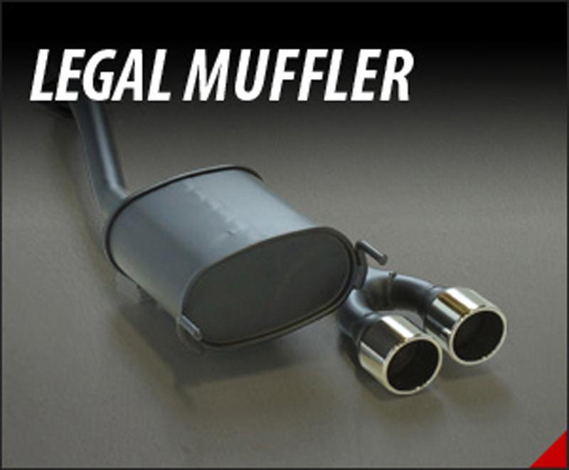 LEGAL MUFFLER